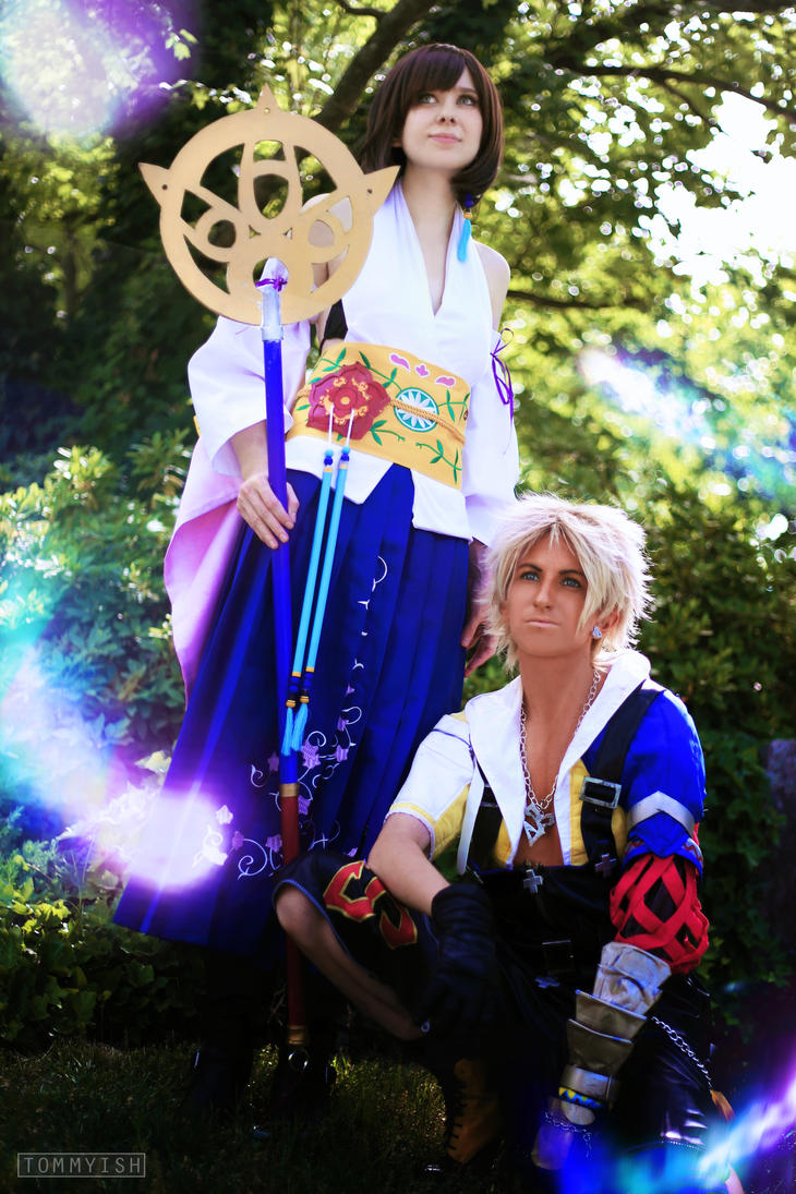 Final Fantasy X: Tidus 22 by J-JoCosplay