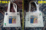 NSSS Swap -Tanis- Tote Bag by Lolly-Bot