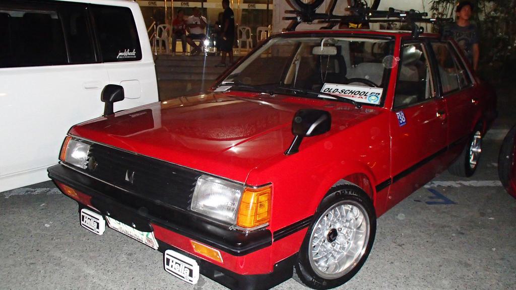 Mitsubishi Lancer Boxtype Idea di immagine auto