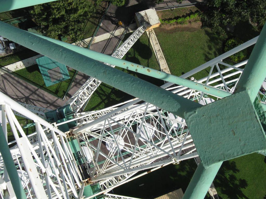 Ferris Wheel View by Geomari99