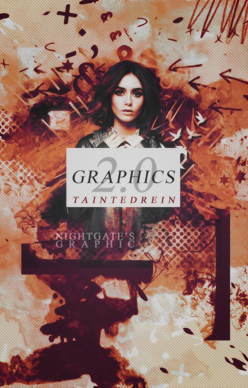 Graphics 2.0 [Wattpad Cover #7] by night-gate