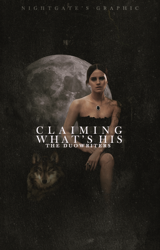 Claiming What's His [Wattpad Cover #9] by night-gate