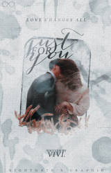 Just For You [Wattpad Cover #17] by night-gate