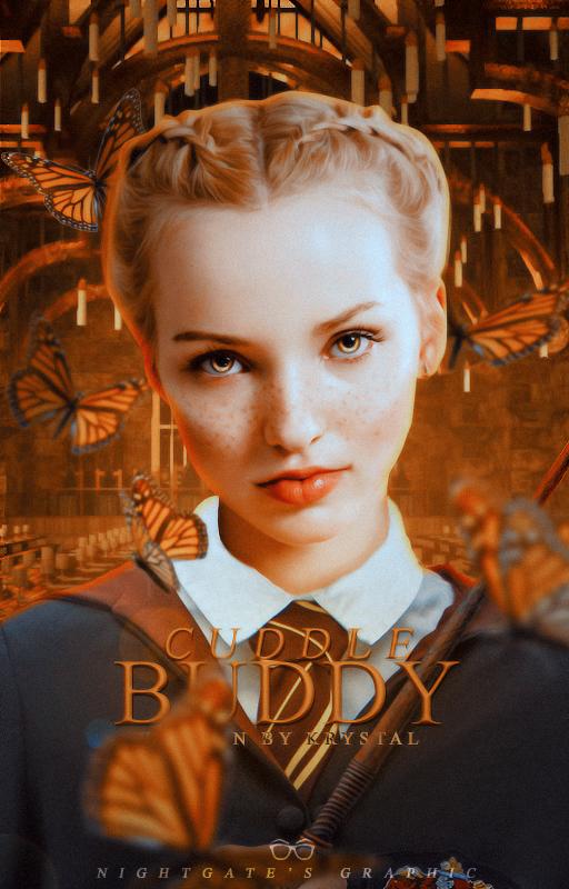Cuddle Buddy [Wattpad Cover #19] by night-gate