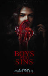 Boys With Sins [Wattpad Cover #21] by night-gate