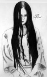 Samara Morgan by Blackwings21