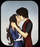 ATLA- Kiss