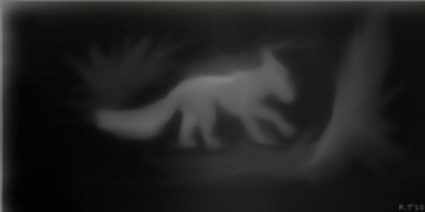 Enigma's Ghost by roamingtigress