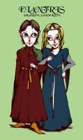ELANTRIS - Raoden and Sarene