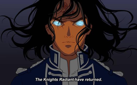 Anime Style Test: Kaladin