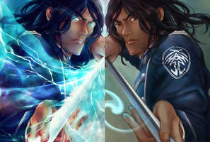 WoR Characters - Kaladin Stormblessed by BotanicaXu