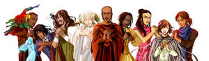 The Cosmere Cast (Ver. 1.0)