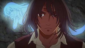 WoK - Kaladin and Syl (Studio Ghibli Style) by BotanicaXu