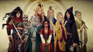 The Emperor's Soul Full Cast