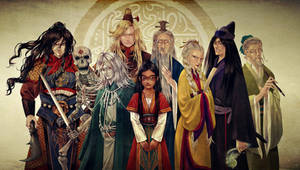 The Emperor's Soul Full Cast by BotanicaXu