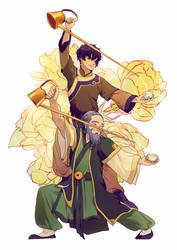 ATLA - Kung Fu Tea by BotanicaXu