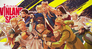 Vinland Saga Cast (Onward!)