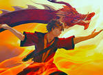 ATLA Redraw - The Firebending Masters