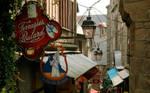 Shop Signs Mont Saint-Michel