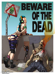 Beware Of The Dead by ThomasRome
