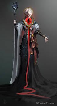 Ereshkigal - Character Design Challenge march 2017