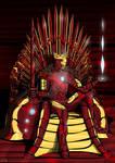 Iron Throne / Iron King by eosvector