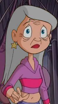 Sabrina the Senior Witch