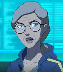 The Old Oracle (Young Justice)