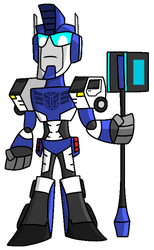 Ultra Magnus by SellicDr