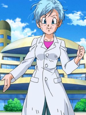 How old is bulma in super