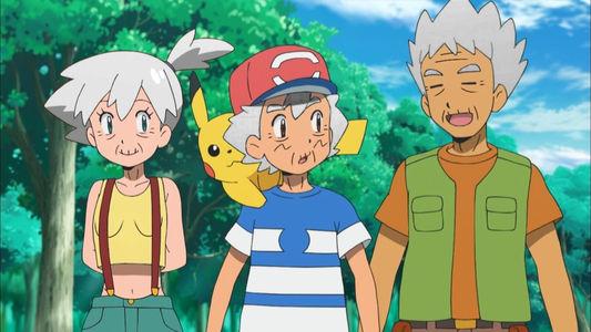 The Old Pokemon Gang