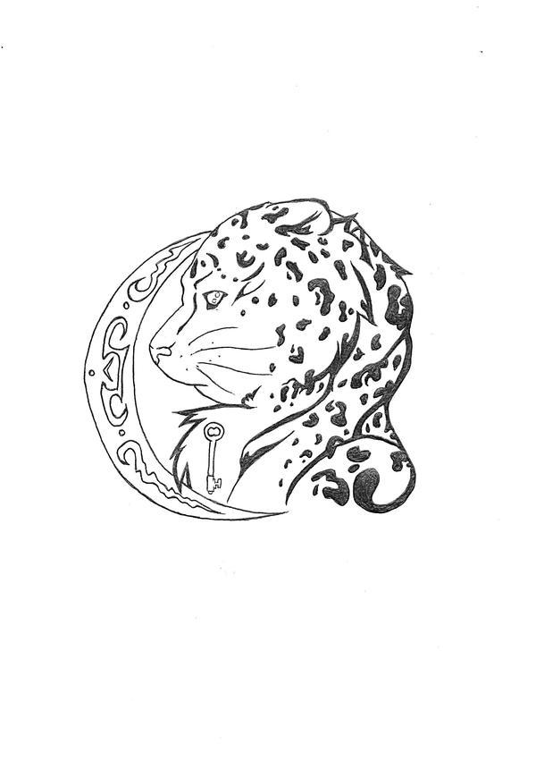 Snow Leopard Tattoo By Stitchedxtogether On Deviantart