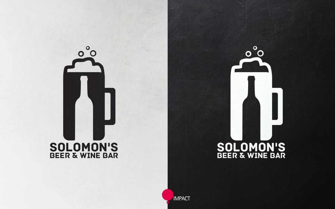 SOLOMON'S logo by ImPact-Design