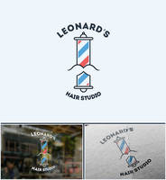 Leonard's Hair Studio by ImPact-Design