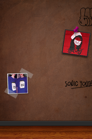 Sonic Youth Iphone Wallpaper By Gaebeat On Deviantart
