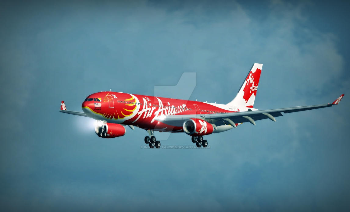 Air Asia Chat Room