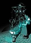 Black Mage colorisation
