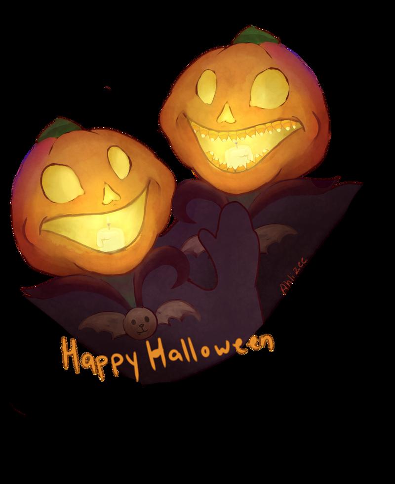 Happy Halloween by NenoNekotama