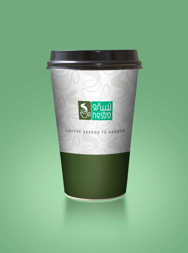cup packaging by Altamish