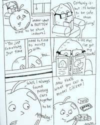 Super Lemon and Appleman - Indoors