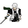Hitsugaya Sprite 3 by Espeonsilverfire2