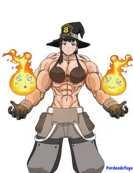 Maki Oze muscle