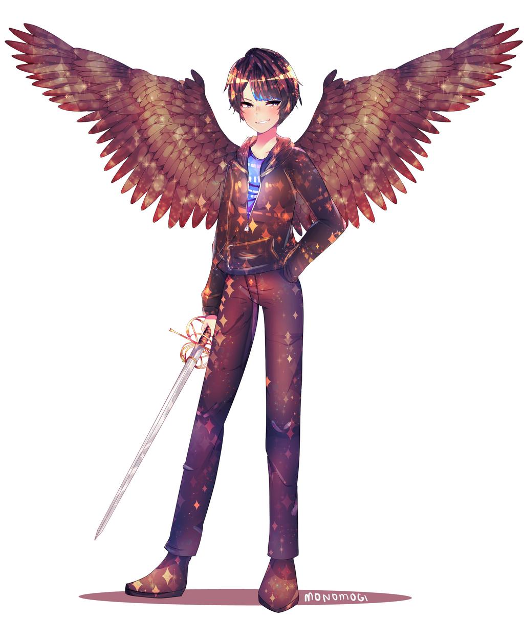 Commission Art 3 by Monomogi