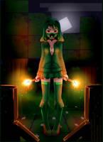 Creeper of Minecraft by KazeAi7