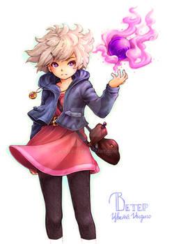 Yosoku- character for comics
