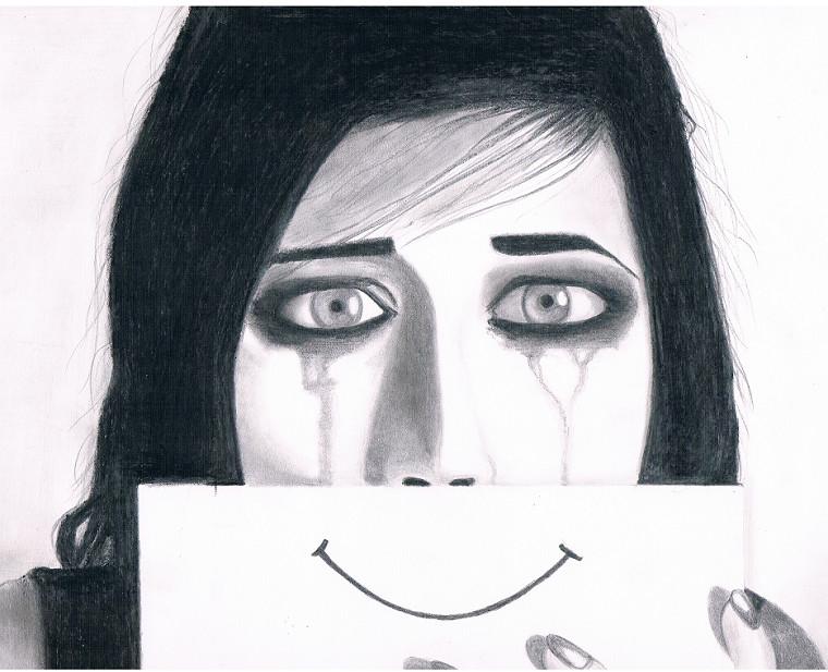 pencil sketches(sad girl) by pencilreaper on DeviantArt