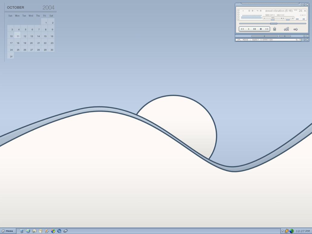 Azure Desktop by b1uesummers