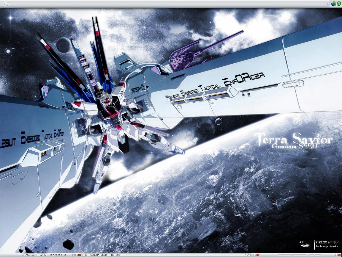 Alunamin Gundam by b1uesummers