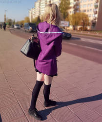 cosplay clothes in daily life is good idea? by kalisiacos