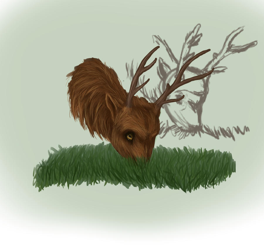 Stag by Me-tis